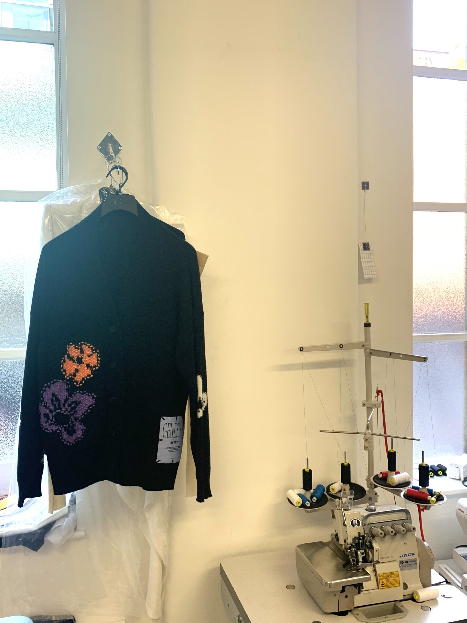 FASHION AND EGO WITH MCQ GENESIS