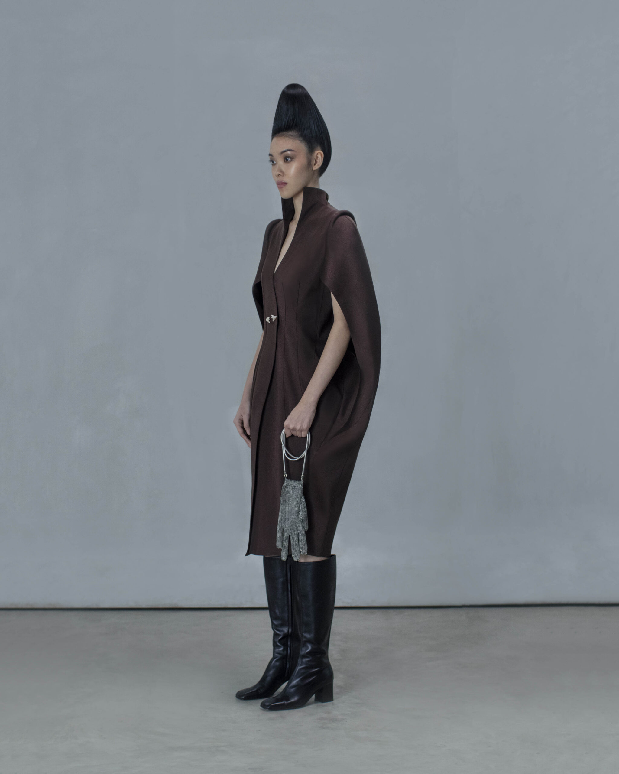 Hybridising fashion and furniture through the work of Grace Ling