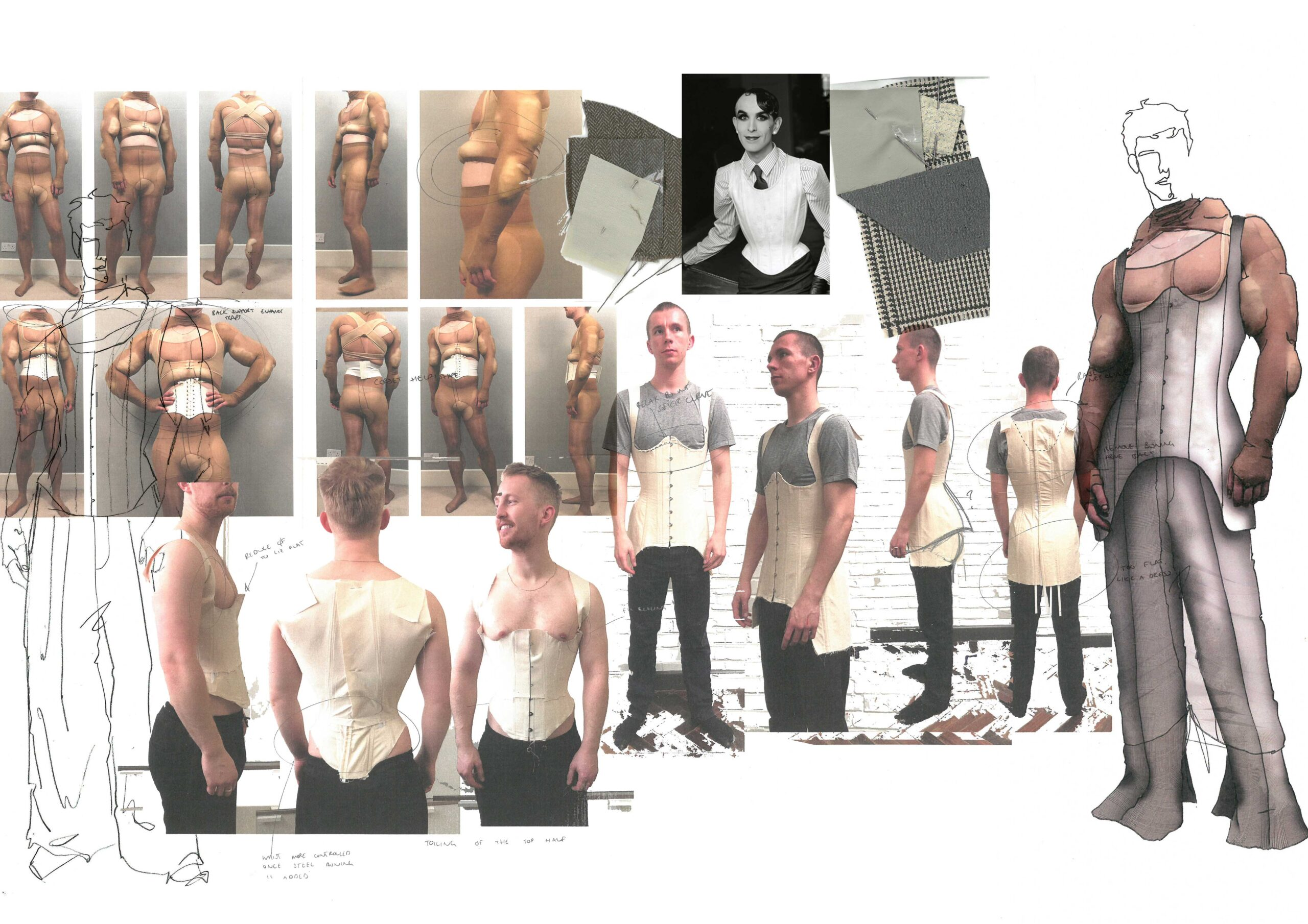 Joe Pearson presents Five Archetypal Men in One Collection