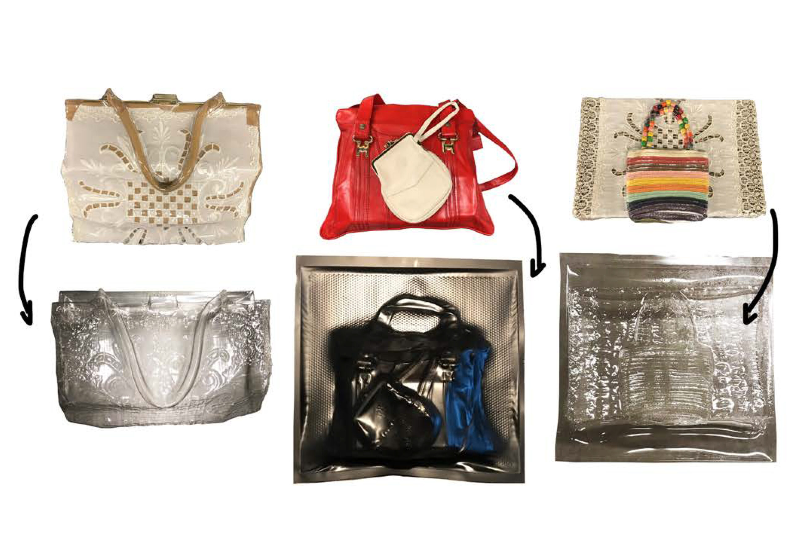 The unfunctional bags of Julie Kegels