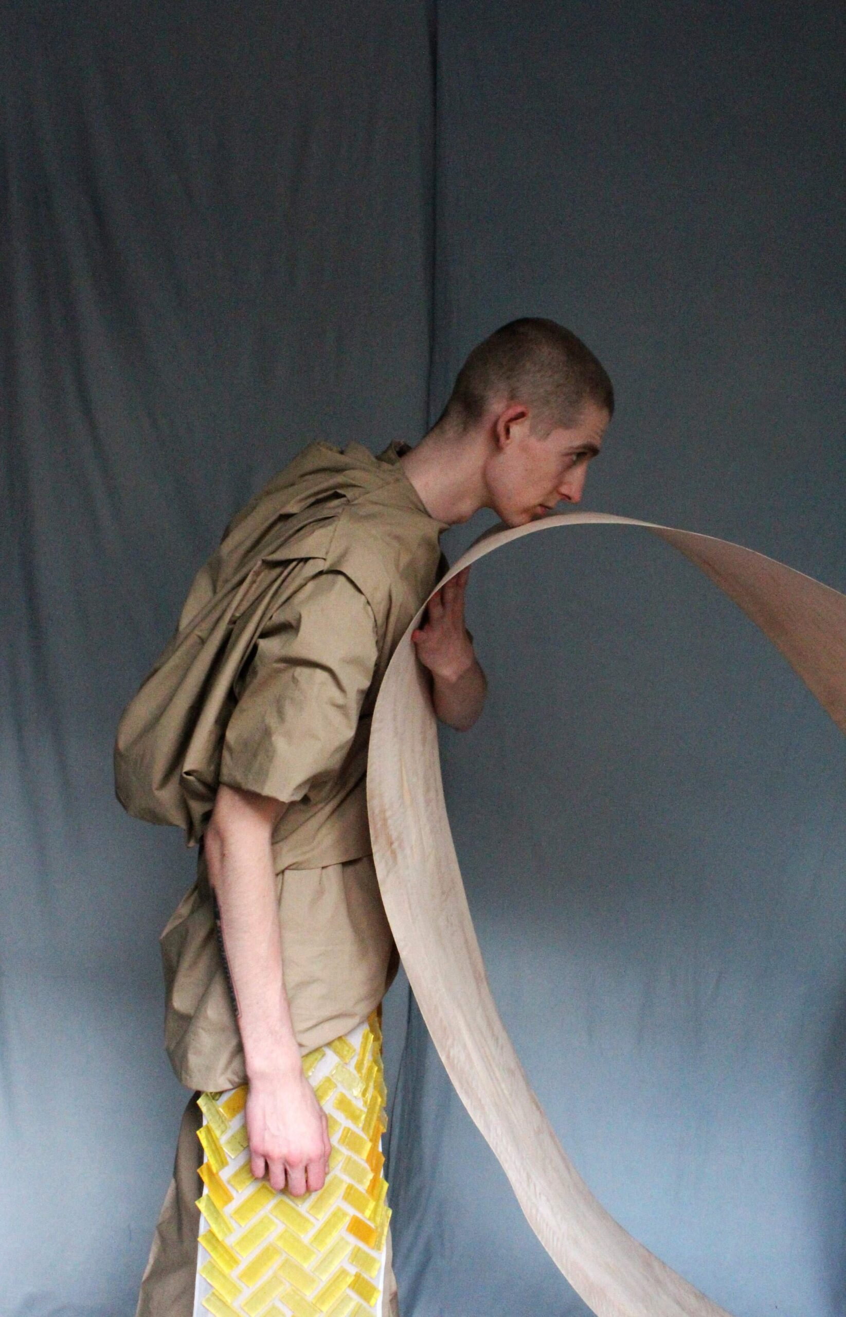 Shanti Bell: Representing the Weight of Masculinity