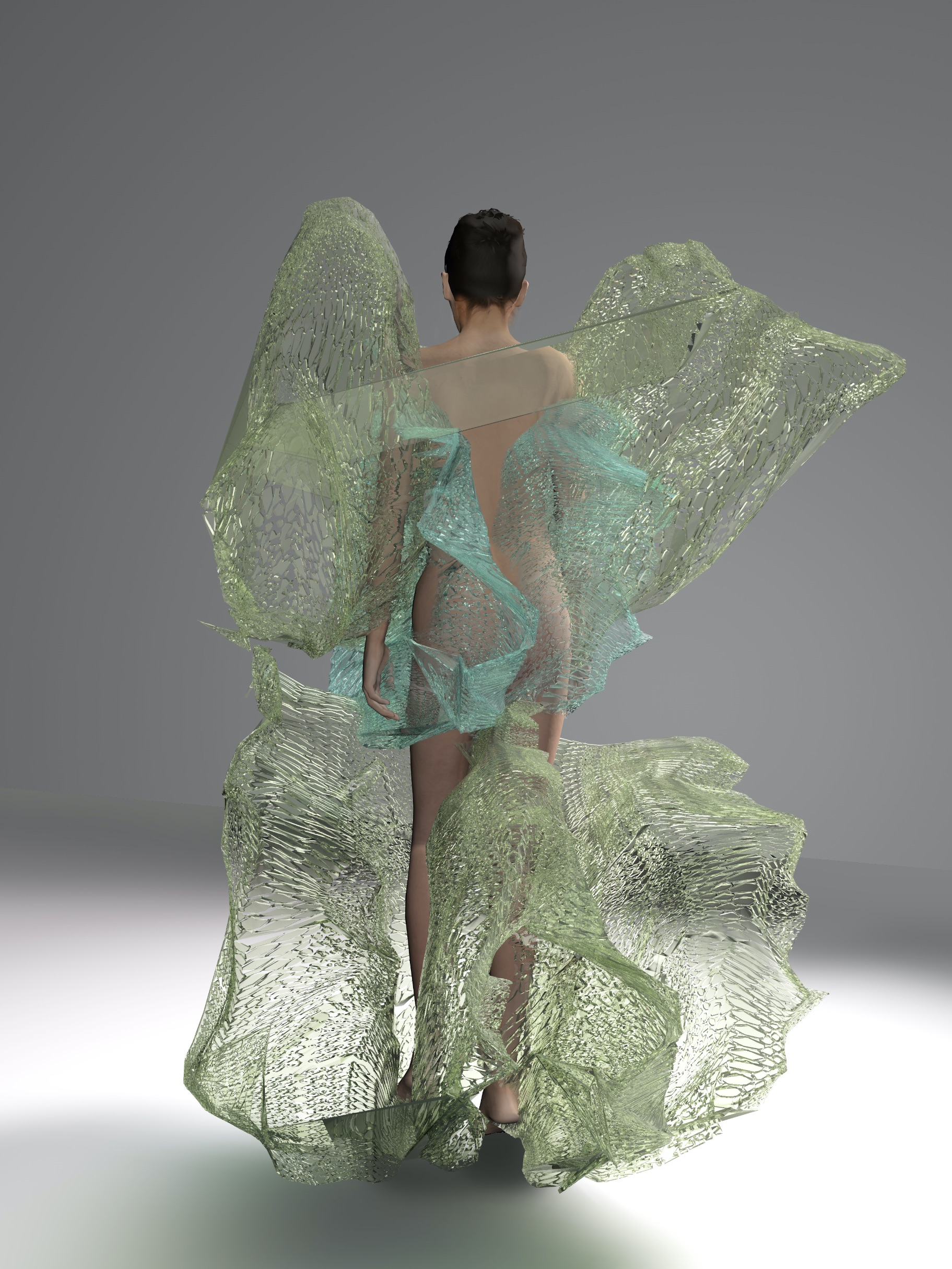 Scarlett Yang envisions clothes as a circular living system
