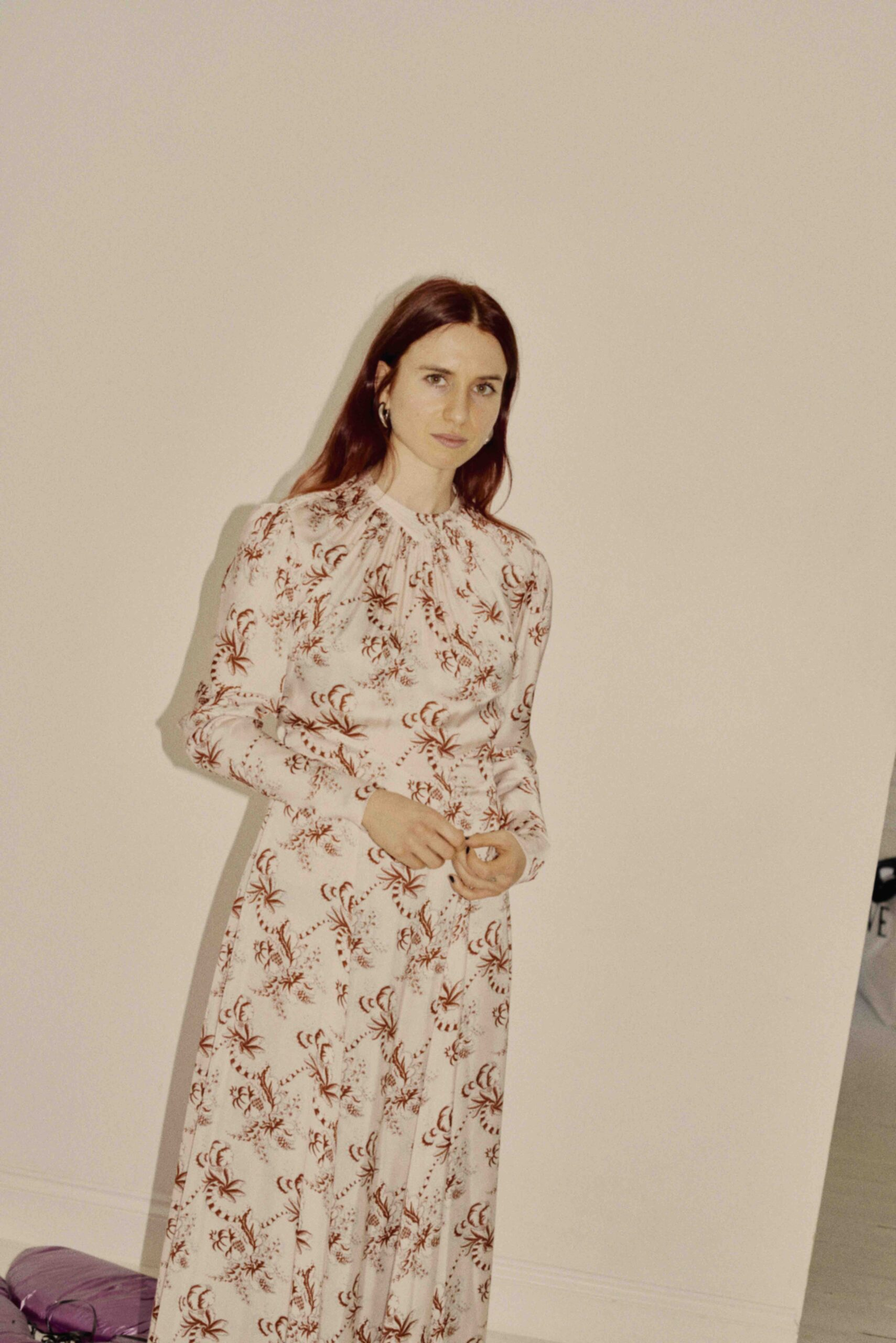Isabella Burley on her journey from dropping out of CSM to becoming editor-in-chief of DAZED
