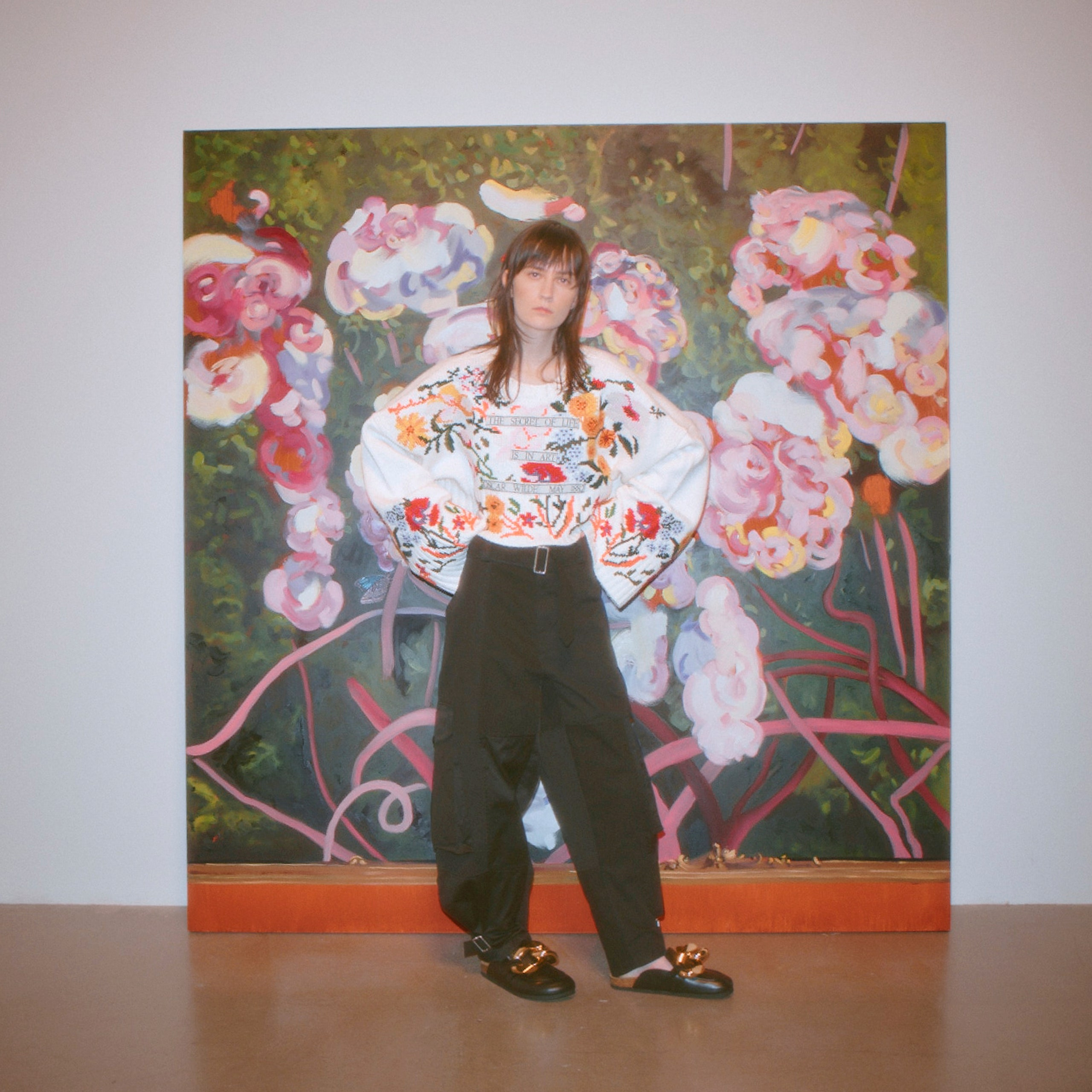 Referencing and Copying in Fashion: Judith Watt in Conversation with Oleg Mitrofanov